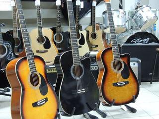 Супер предложение !! Акустическая гитара Colombo - 1600 лей !!!  В упаковке !