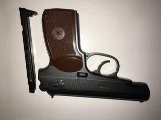 Vând pistol pneumat nou 2000 lei