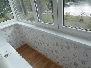 Ремонт балконов, расширение, кладка балконов, остекление рамами пвх стеклопакеты. Реставрация балкон