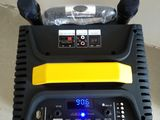 Boxa noua калонка+ 2 Microfoane !Sistema acustica (Активная колонка)