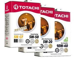 Моторные масла - Totachi