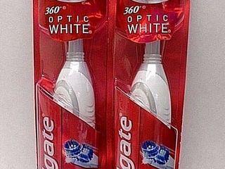 Colgate 360 optic white зубная щетка электрическая