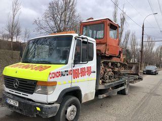 Servicii evacuare auto Chisinau 24/24.