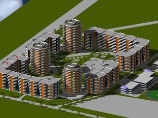 Apartamente noi Телецентр Чеканы Рышкановка Тогатино от 350 euro/m2