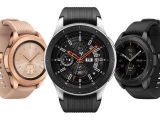 Samsung Galaxy Watch - новые, дёшево!