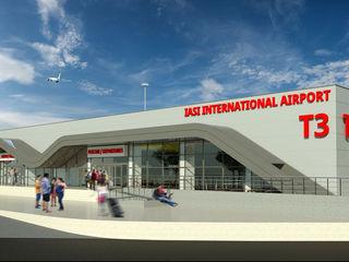 Chișinău-Iași(Aeroport)-Chișinău