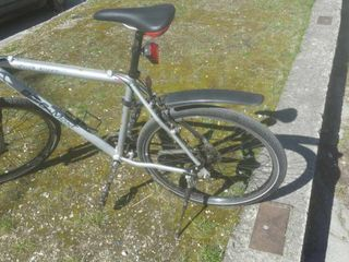 Bicicleta Bergamount Shimano