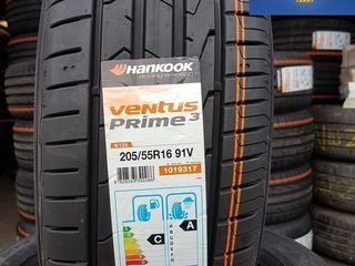 205/55 R16 Hankook Ventus Prime3. Montare + echilibrare + livrare!