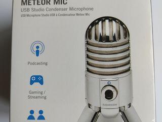 Samson Meteor Studio Microphone USB