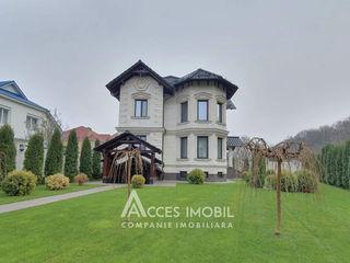 Casă în 2 nivele! str. Barbu Lăutaru, Buiucani, 220m2 + 7 ari! Design individual!