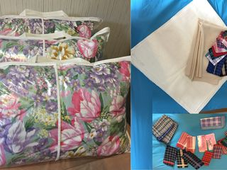 Новые подушки  в упаковке, пух 60% + перо 40%, 50см*70см - 3шт. за 750л. Новое декоративное покр
