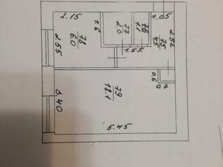 Продаётся 1-комнатная квартира по ул. Октябрьская