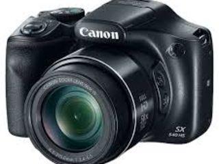 Canon PowerShot SX540 HS.