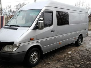 Mercedes Sprinter Long 313
