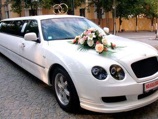 Аренда лимузинов от компании Limos Bentley Continental