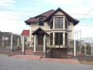 Stăuceni casă variantă albă de 200 mp cu 4 ari, la 129900€!