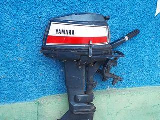 Yamaha 15 короткая нога  2 такта  Есть регистрация ПМР
