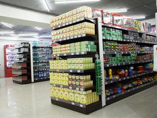 Stelaje pentru magazine, marketuri, supermarketuri - Стеллажи для магазинов