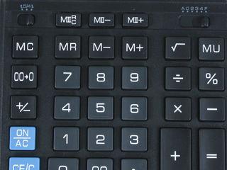 Бухгалтерский калькулятор Citizen 888T