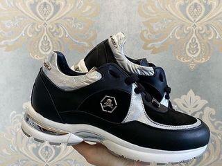 Новые очень красивые модные крутые стильные кроссовки Philipp Plein(оригинал)