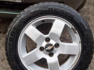 4x100 R15 Chevrolet Aveo,Opel,VW