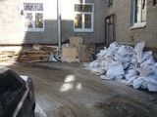 Вывозим строительный мусор, хлам, старые вещи разное транспорт