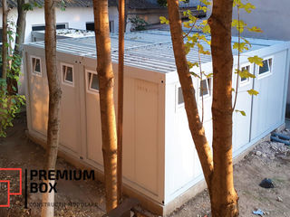 Containere Modulare cu destinatie WC Public pentru institutii scolare.