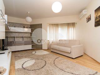 Chirie apartament modern, reparație euro, 95 mp, Râșcani, 400 € !