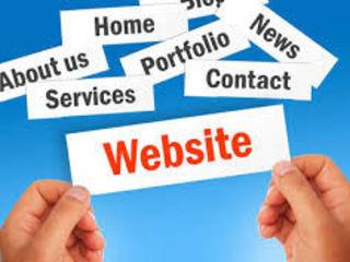 Pagina Web, site la comanda, Promovare, SEO. Веб сайт на заказ, продвижение, СЕО, оптимизация сайта