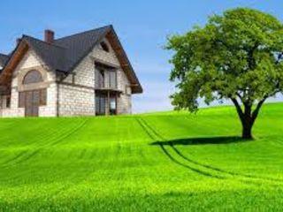 Cumpar teren pentru constructii in com. bubuieci 6-15 ari  cumpar terenuri