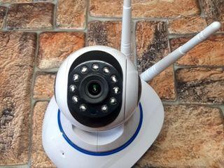 Ip camera wifi interior ip камера поворотная видео няня