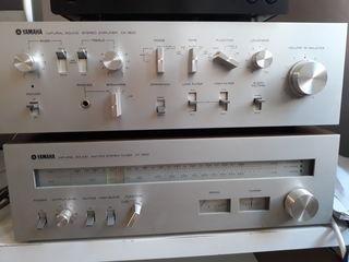 Yamaha ca 800 + ct 800