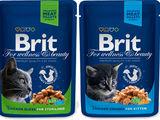 BRIT - Mincare Premium si Extra Premium pentru ciini si pisici