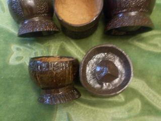 Продам сувенирную оригинальную кокосовую посуду ручной работы