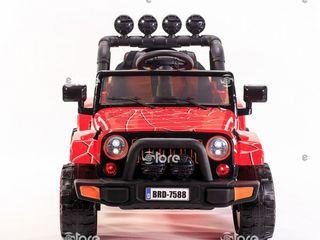 Jeep wrangler +audi allroad 4x4  pentru copilul tau reducere!