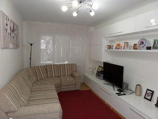 Euroreparatie!!! Apartament cu 3 odai pe bulevardul Moscova!!