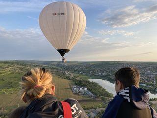 Zbor cu balonul peste Chisinau. Super oferta!!!