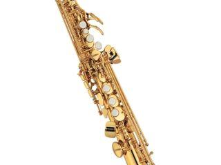 Saxofoan Soprano Yamaha YSS-475 II. Livrare în toată Moldova. Plata la primire
