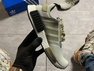 Adidas NMD Runner Grey Green Unisex