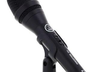 Микрофоны оригинальные AKG Р5 и Samson Q4 новые