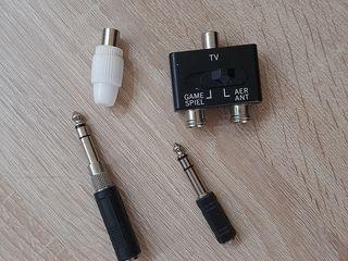 Adaptoare audio Адаптор