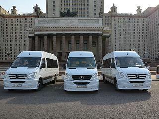 Moldova – Italia - Moldova prin Ungaria si Slovenia. Transport zilnic de pasageri.