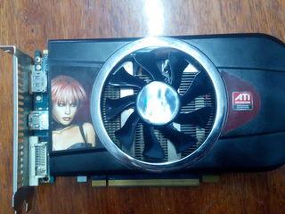 Игровая. ATI Radeon HD 5770