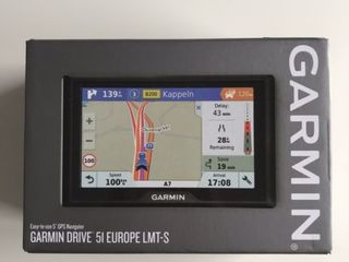 Garmin Drive 51 Europe LMT-S ,Garmin Drive 51 LMT-S Вся Европа