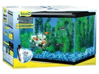Новый аквариум-AQUA (USA) на 20 литров (в упаковке)
