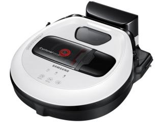 Пылесос Samsung VR10M701BUW/SB Робот/ 80 Вт/ Черный Белый