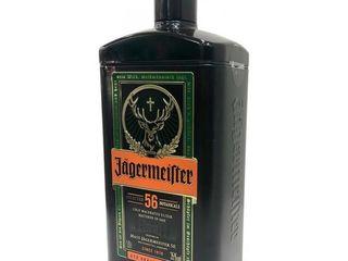 легендарный немецкий Ликер Jagermeister Black
