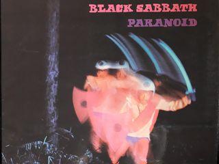 Vinyl Black Sabbath