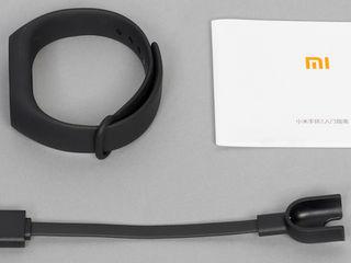 Фитнес-браслет Xiaomi Mi Band 2 (оригинал)