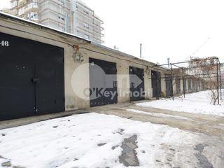 Garaj, Ciocana, Mircea cel Bătrân, 24 mp, 13900 € !